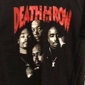🌺 Death Row T-Shirt